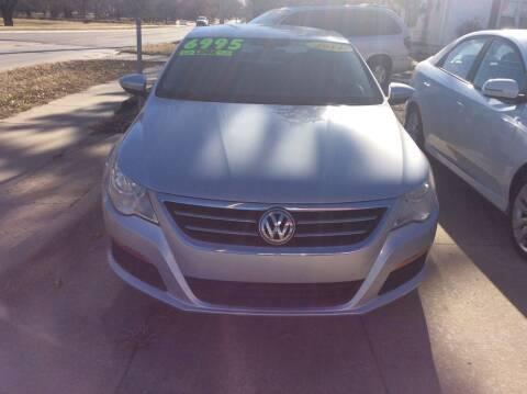 2011 Volkswagen CC for sale at Harrison Family Motors in Topeka KS