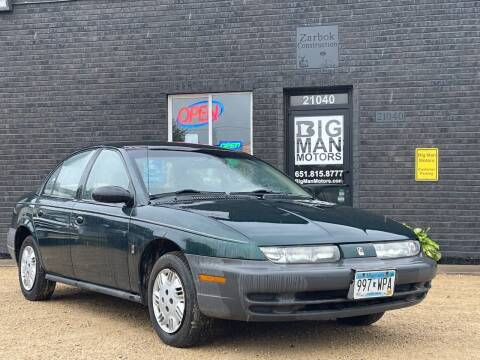 1996 Saturn S-Series for sale at Big Man Motors in Farmington MN