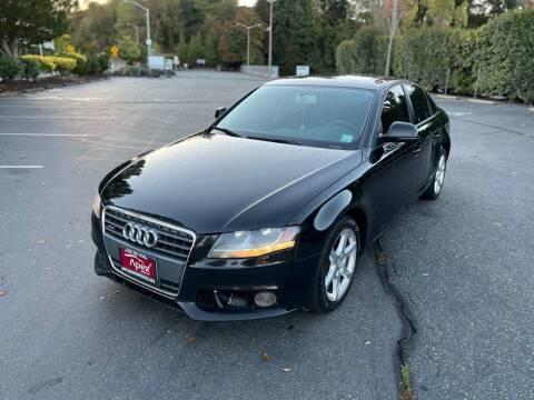 2009 Audi A4 for sale at Apex Motors Inc. in Tacoma WA