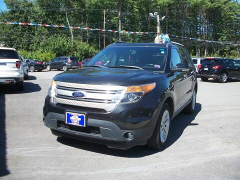 2014 Ford Explorer for sale at Auto Images Auto Sales LLC in Rochester NH