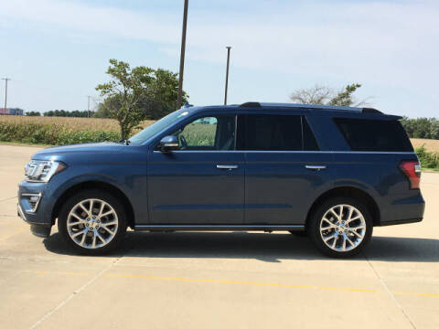 2018 Ford Expedition for sale at LANDMARK OF TAYLORVILLE in Taylorville IL