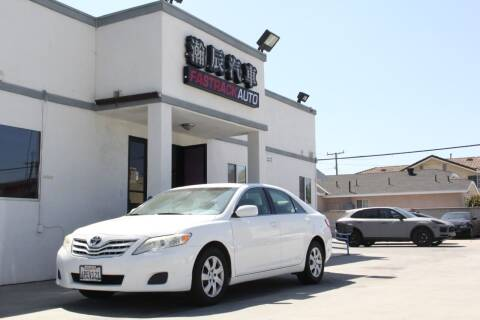 2011 Toyota Camry for sale at Fastrack Auto Inc in Rosemead CA