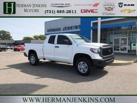 2019 Toyota Tundra for sale at Herman Jenkins Used Cars in Union City TN
