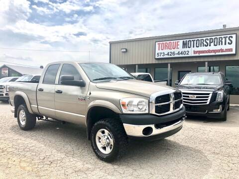 2009 Dodge Ram Pickup 3500 for sale at Torque Motorsports in Rolla MO