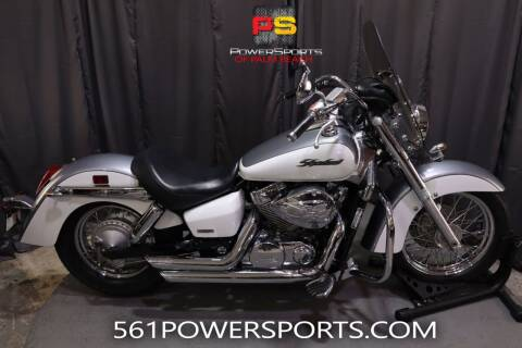 2005 Honda Shadow Aero® 750 for sale at Powersports of Palm Beach in Hollywood FL