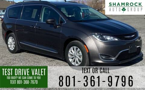 2017 Chrysler Pacifica for sale at Shamrock Group LLC #1 in Pleasant Grove UT
