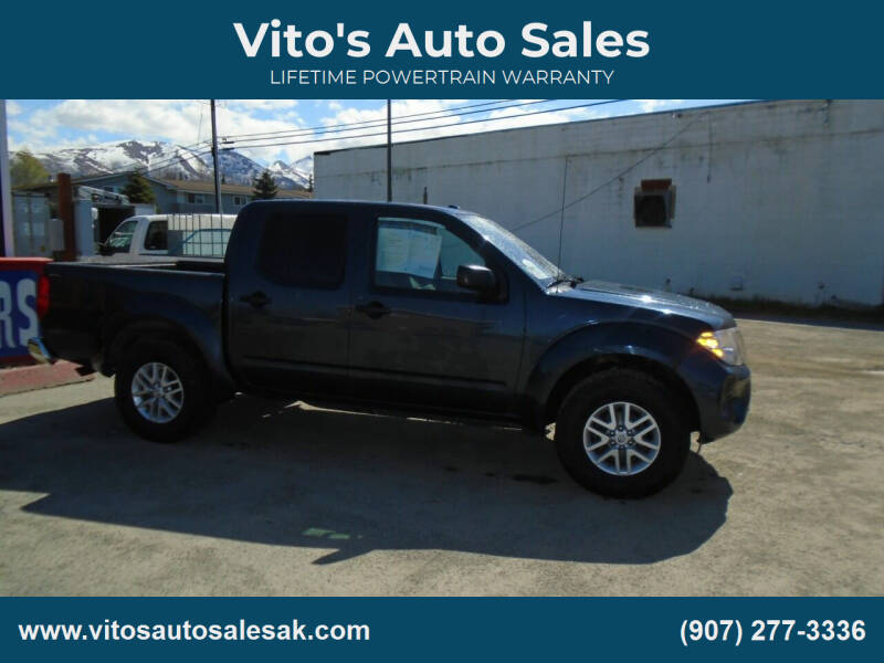 2016 Nissan Frontier for sale at Vito's Auto Sales in Anchorage AK