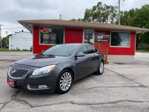 2011 Buick Regal for sale at Big Red Auto Sales in Papillion NE