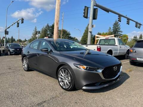 2019 Mazda Mazda3 Sedan for sale at KARMA AUTO SALES in Federal Way WA