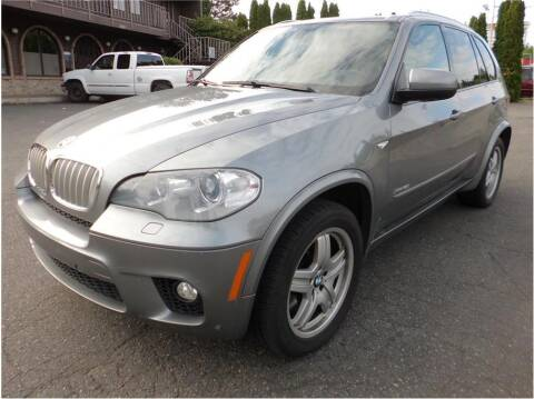 2013 BMW X5 for sale at Klean Carz in Seattle WA