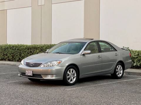 2005 Toyota Camry for sale at Carfornia in San Jose CA