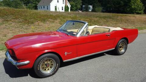 1966 Ford Mustang for sale at The Car Store in Milford MA