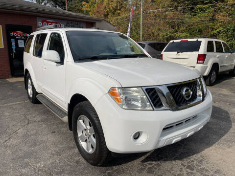 2011 Nissan Pathfinder for sale at Doctor Auto in Cecil PA