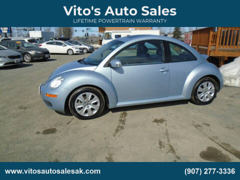 2010 Volkswagen New Beetle for sale at Vito's Auto Sales in Anchorage AK