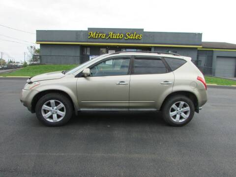 2007 Nissan Murano for sale at MIRA AUTO SALES in Cincinnati OH