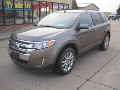 2014 Ford Edge for sale at IVERSON'S CAR SALES in Canton SD