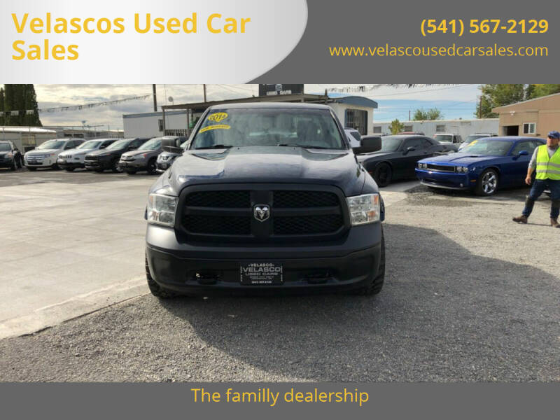 2014 RAM Ram Pickup 1500 for sale at Velascos Used Car Sales in Hermiston OR