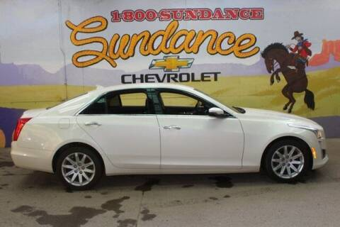 2014 Cadillac CTS for sale at Sundance Chevrolet in Grand Ledge MI