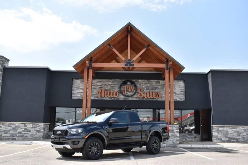 2019 Ford Ranger for sale at JW Auto Sales LLC in Harrisonburg VA