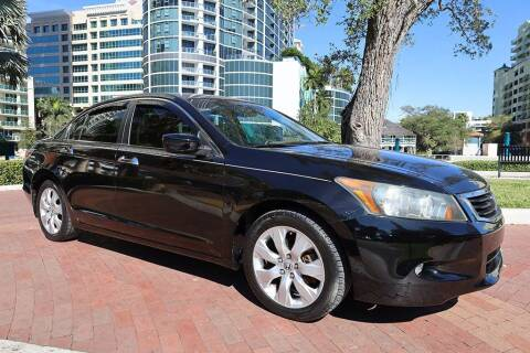 2010 Honda Accord for sale at Choice Auto in Fort Lauderdale FL