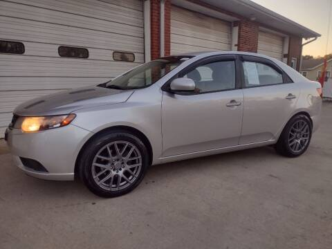 2010 Kia Forte for sale at Sparks Auto Sales Etc in Alexis NC
