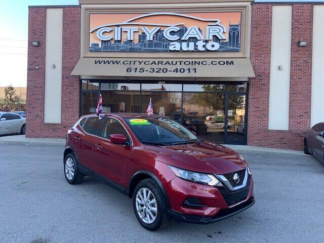 2020 Nissan Rogue Sport for sale at CITY CAR AUTO INC in Nashville TN