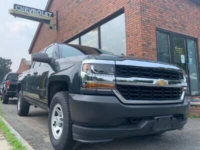 2018 Chevrolet Silverado 1500 for sale at Worthington Air Automotive Inc in Williamsburg MA