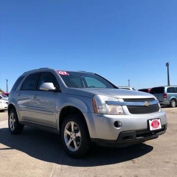2007 Chevrolet Equinox for sale at UNITED AUTO INC in South Sioux City NE