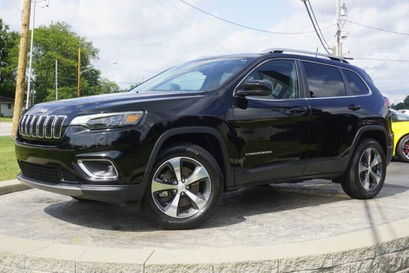 2019 Jeep Cherokee for sale at Platinum Motors LLC in Heath OH