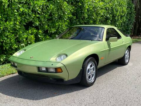 1978 Porsche 928 for sale at ZWECK in Miami FL