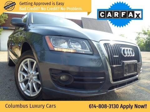 2010 Audi Q5 for sale at Columbus Luxury Cars in Columbus OH