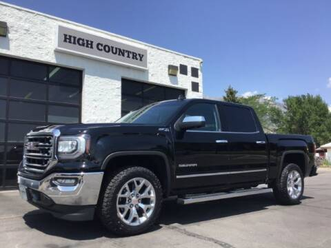 2018 GMC Sierra 1500 for sale at High Country Motor Co in Lindon UT