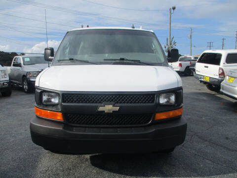 2017 Chevrolet Express Cargo for sale at LOS PAISANOS AUTO & TRUCK SALES LLC in Doraville GA