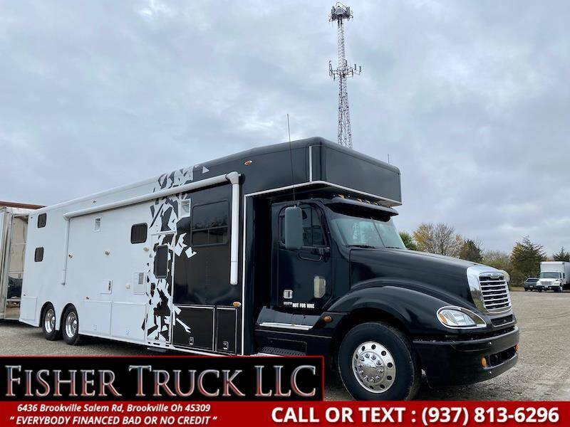 2007 Freightliner Columbia 120 for sale in Brookville, OH