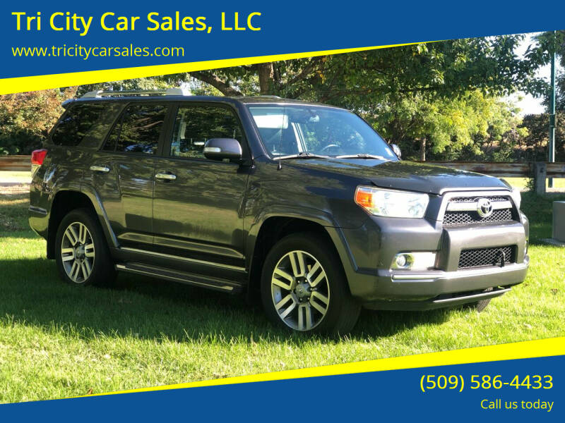 2011 Toyota 4Runner for sale at Tri City Car Sales, LLC in Kennewick WA