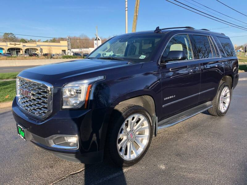 2019 GMC Yukon for sale at iCar Auto Sales in Howell NJ