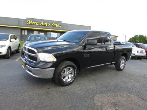 2013 RAM Ram Pickup 1500 for sale at MIRA AUTO SALES in Cincinnati OH