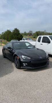 2016 Subaru BRZ for sale at Todd Nolley Auto Sales in Campbellsville KY