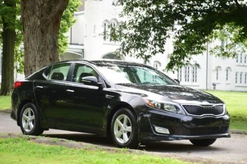 2015 Kia Optima for sale at Digital Auto in Lexington KY