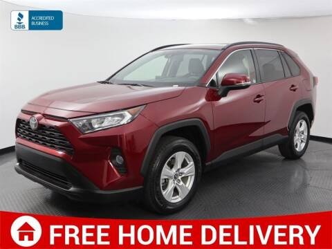 2019 Toyota RAV4 for sale at Florida Fine Cars - West Palm Beach in West Palm Beach FL