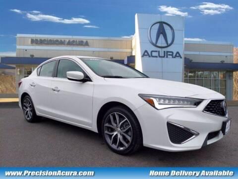 2020 Acura ILX for sale at Precision Acura of Princeton in Lawrenceville NJ