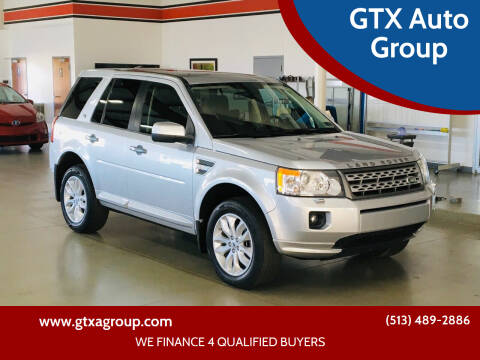 2012 Land Rover LR2 for sale at GTX Auto Group in West Chester OH