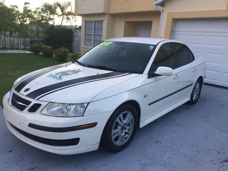 2007 Saab 9-3 for sale at LA Motors Miami in Miami FL