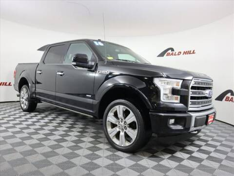 2016 Ford F-150 for sale at Bald Hill Kia in Warwick RI