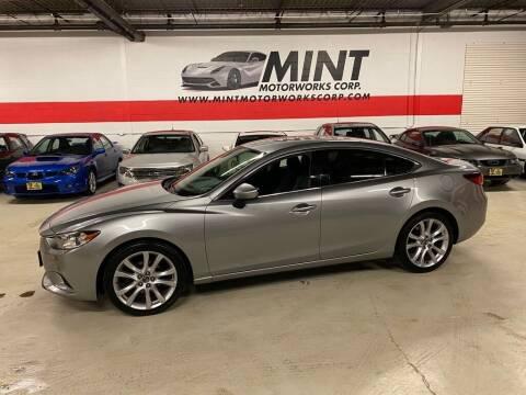 2015 Mazda MAZDA6 for sale at MINT MOTORWORKS in Addison IL