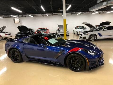 2017 Chevrolet Corvette for sale at Fox Valley Motorworks in Lake In The Hills IL
