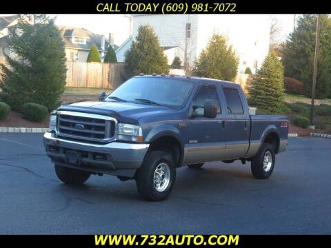 2004 Ford F-250 Super Duty for sale at Absolute Auto Solutions in Hamilton NJ
