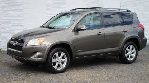 2010 Toyota RAV4 for sale at Kohmann Motors & Mowers in Minerva OH