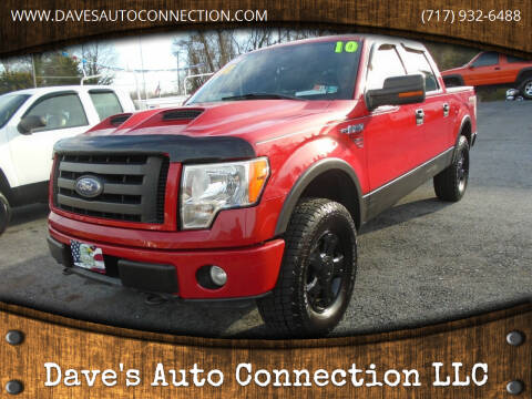 2010 Ford F-150 for sale at Dave's Auto Connection LLC in Etters PA