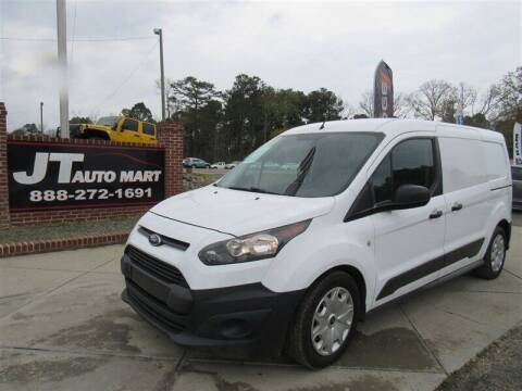 2017 Ford Transit Connect Cargo for sale at J T Auto Group in Sanford NC